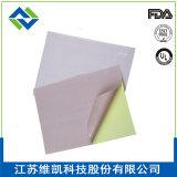 La fibre de verre feuille adhésive en téflon PTFE
