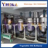 1t/D高い等級のピーナッツ油の精製所