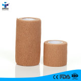 Primeiros socorros médicos Crepe bandagem de socorro de emergência-6
