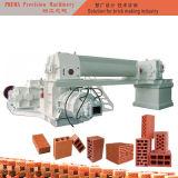 煉瓦作成機械の高真空の粘土の煉瓦押出機