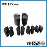 철강선 밧줄을%s 350t 유압 형철로 구부리는 기계
