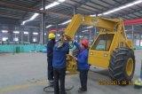 작은 바퀴 로더 중국에서 지능적인 사탕수수 로더 제조자