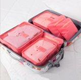 高品質ポリエステル旅行荷物の記憶袋