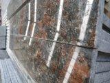 Естественного цвета гранита Тан коричневый камень плитка/слоя REST/обтекатели/Шаг/ДВ/Счетчик верхней/средней стойки/рулевой колонки/лестницы/обуздать/куб пиломатериалы кромки