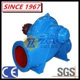 Pompe centrifuge de haute performance de duplex d'acier inoxydable de double aspiration de fractionnement de caisse Volute axiale horizontale et verticale d'enveloppe, pompe industrielle