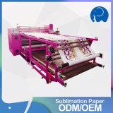 China-beste Verkaufs-Rollenmaschinen-Farben-Sublimation-Wärme-Presse-Maschine