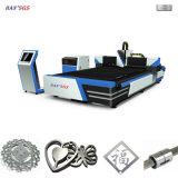 Acheter une machine à découper au laser à fibre métallique CNC 500W à vendre