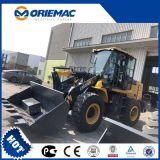 China máquinas de construção XCMG 3 Ton carregadora de rodas LW300kn para venda
