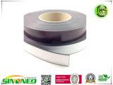 Flexibler Gummimagnetrollen-Streifen mit Kleber 10ft x 1 in X 60 Mil