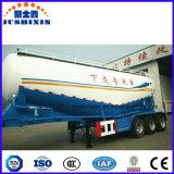 3 rimorchio di trattore del camion di autocisterna di trasporto del cemento di Cbm degli assi 55