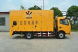 20kw - 세트 Shangchai Genset 450kw를 생성하는 800kw 휴대용 트레일러