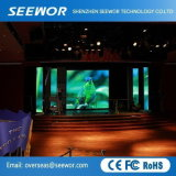 High Definition P6mm Indoor Rental LED Display with 192*192mm Module