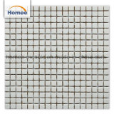 Nuove mattonelle di mosaico di marmo beige di vendita della pietra romana calda della natura