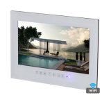 15.6 pulgadas Magic Mirror Android Smart Spa ducha TV LED impermeable