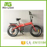 Маленький электрический велосипед складной E велосипеды со скрытой мини тип складные Ebikes аккумуляторной батареи
