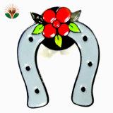 Förderung-kundenspezifisches Metalldecklackpin-Metalltasten-Abzeichen für Geschenk