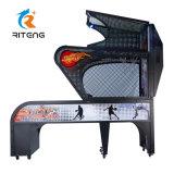 실내 오락 동전에 의하여 운영하는 거리 농구 아케이드 게임 기계