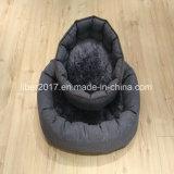 مظلمة - زرقاء جاكار بناء نمو تصميم كلب سرير محبوب منتوج [سفا بد]