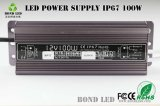 IP 67 van de Output van de Prijs van de fabriek de Enige Waterdichte Levering van de Macht van de Omschakeling 100W