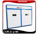 Cer-anerkannter automatischer Handelshuhn-Ei-Brutplatz-Digital-Inkubator