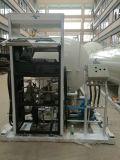 Estação de gás GPL 60CBM 30t com dispensador de GPL
