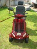 4 Rodas Scooter de mobilidade eléctrica com marcação à descolagem (DL24800-3)