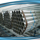 Tube Steel Galvanised 0.3m 48.3mm Od. Wall Thickness 4.0mm - 40.3nb