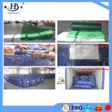 PVC上塗を施してあるガラス繊維の炎-溶接の保護のための抑制ファブリック