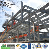 La construction préfabriquée a conçu la construction d'entrepôt de structure métallique