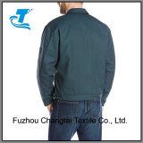 Venta caliente de los hombres de bolsillo de camisa Quilt-Lined Slash