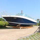 рыбацкая лодка скорости стеклоткани одиночного двигателя 22FT с Ce