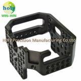 Kundenspezifisches fotographisches Teil-Aluminiumkamera-Gehäuse mit der Nizza CNC maschinellen Bearbeitung
