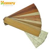 Nouvelle couleur PVC PVC d'installation rapide Cliquez sur les revêtements de sol