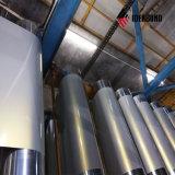 Самомоднейшая кухня конструирует катушку материального высокого лоска алюминиевую