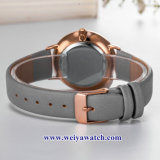 OEM 주문 숙녀 석영 Wist 시계, Alloy Watch (WY-17042) 숙녀