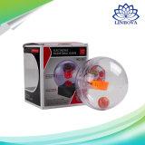 Drôle de mini Basket-ball de doigt de prise de vue Ordinateur de poche avec LED + Musique jouet pour réduction de pression