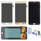 Вспомогательное оборудование черни/сотового телефона для индикации экрана касания Samsung J700f J710f LCD
