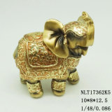 신제품 수지 Polyresin Customed 결혼 선물 인도 코끼리 동상