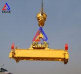Spalmatore telescopico idraulico completamente automatico del contenitore dello spalmatore dell'elevatore dei fasci dello spalmatore