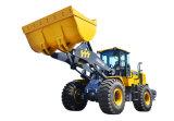 XCMG販売Lw800knのための8トンの側面のダンプのローダー