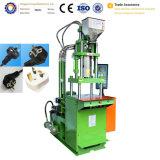 高品質によってカスタマイズされるプラスチックプラグ作成縦の射出成形機械価格