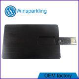 Impresión a todo color de la tarjeta de crédito del palillo 16GB del USB