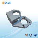 Der beste verkaufenprodukt-kundenspezifische Präzisions-Strangpresßling, der klar prägt, anodisieren Aluminium maschinell bearbeitete Teile