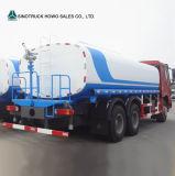 Camion del serbatoio di acqua di Sinotruk HOWO 10cbm 16cbm da vendere