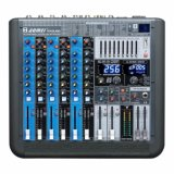 DJ Audio Mixer com 9 Dual Band EQ