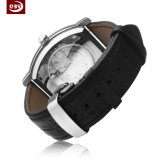 Acero inoxidable de cuarzo de moda para hombres impermeable reloj