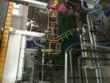 Belüftung-zentrales übermittelnsystem für Puder-und Plastikformteil