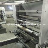 (Type de Shaftless) machine d'impression de gravure de couleur de la vitesse moyenne 8 dans 90m/Min