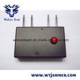 Interferência de RF de banda quádrupla portátil (310MHz/ 315MHz/ 390MHz/433MHz)