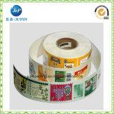 De douane drukte de Maker van de Sticker van de Bumper van Etiketten (af JP-S055)